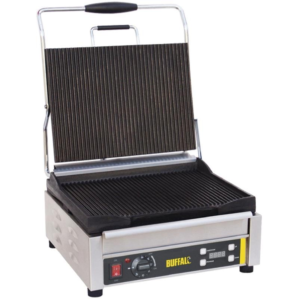 Buffalo medium Kontakt-Grill, gerillt